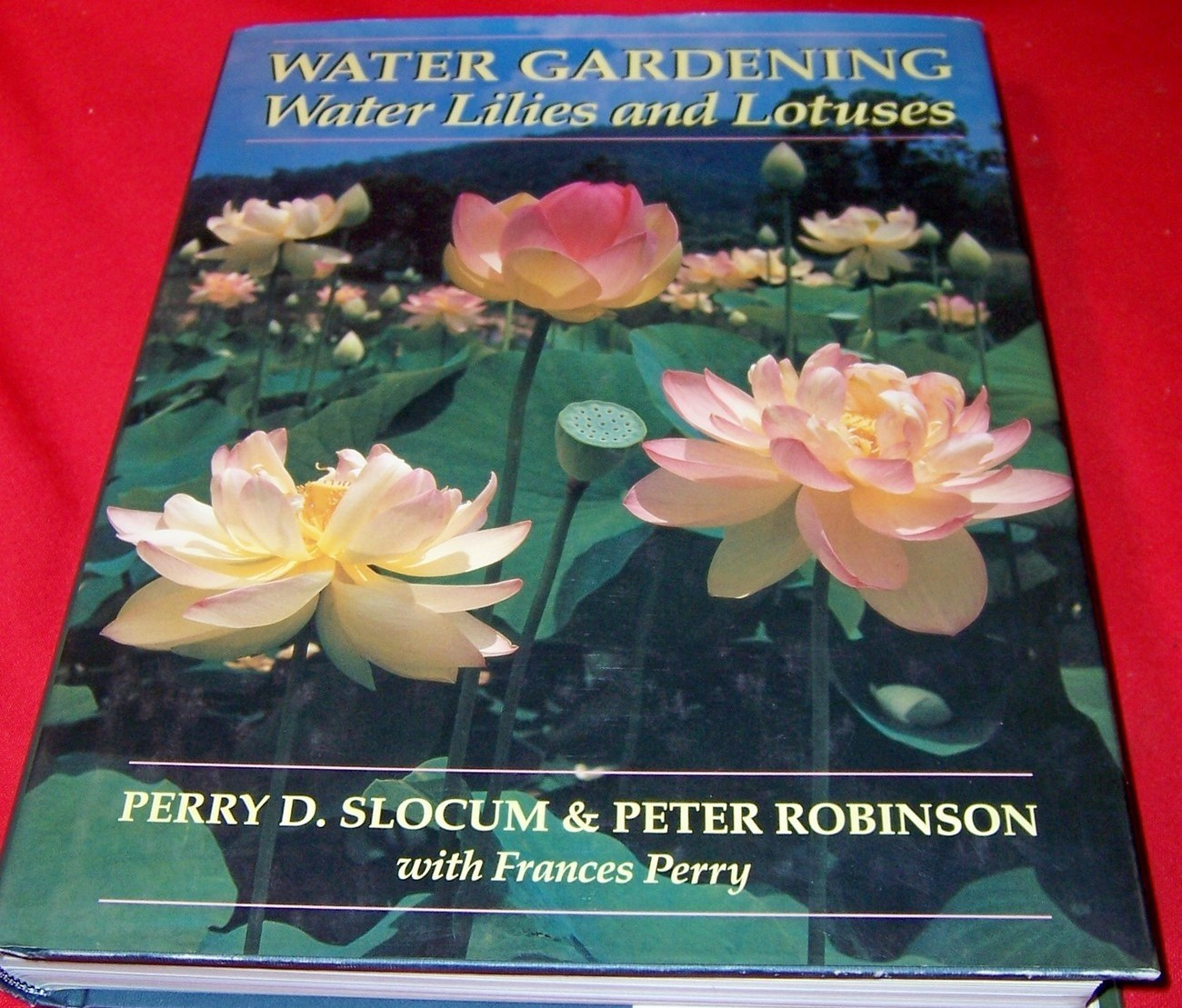 Primary image for Water Gardening Water Lillies and Lotuses