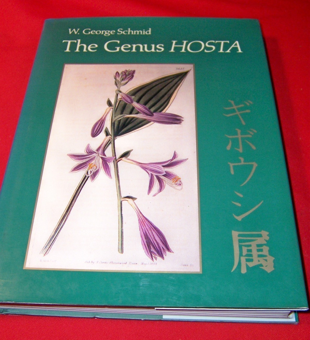 Primary image for The Genus Hosta W. George Schmid