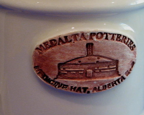 Medalta Coffee Mug Tea Cup Beer Stein Canadian Potteries Medicine Hat Alberta