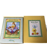 Little Suzys Zoo Baby's Book The First Tender Years with box by Suzy Spa... - $25.59