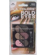 L.A. Colors Bold Eyes Eyeshadow Palette**FULL EXPOSURE BES521** New/Sealed - $3.95