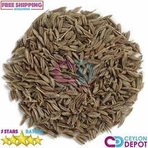 100% Organic Pure CUMIN Seeds from CEYLON Grade A Quality Fresh Spices S... - $0.99+