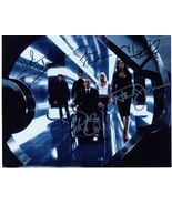 Xmen cast signed by 5 photo Halle Berry Hugh Jackman James Marsden Famke... - $100.00