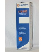 Filters Fast Refrigerator Replacement Water Filter, FF21500 - $18.56