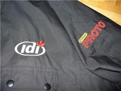 C81 Milwaukee IDI Stanley Proto Tools Logos Windbreaker Jacket XL