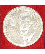 ISRAEL Coin 100 Shekel ZEEV JABOTINSKY 1985 Limited Edition UNC KM#151 - €8,15 EUR