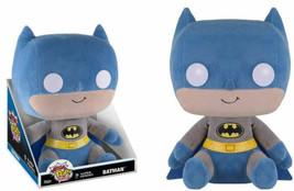 Funko Mega POP! Plush Batman DC Comics Super Heroes 12 inch Stuffed Figure - $19.79