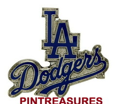 Los Angeles Dodgers Pins Primary Plus Team MLB Baseball Collector Classic Pin@!@ - $7.49