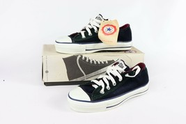 Vtg New Converse Chuck Taylor Mens 4 All Star Low Navy Forest Corduroy S... - $292.98