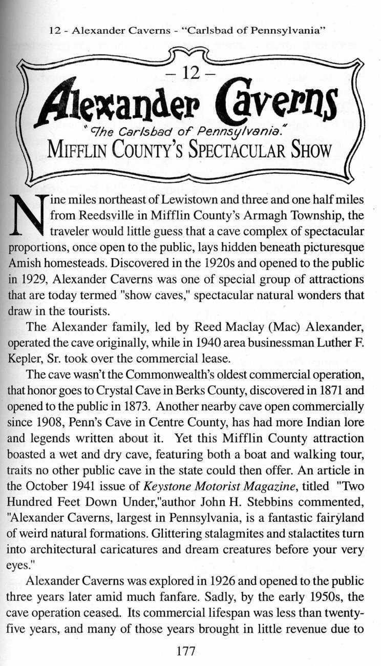 It Happened in Mifflin County: Book 3