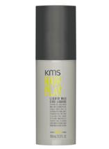 KMS HAIRPLAY Liquid Wax,  3.3oz