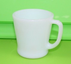 Vintage Milkglass Anchor Hocking Fire King FireKing White Mug Cup - $6.72