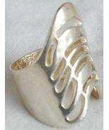 Shmil silver ring - $26.00