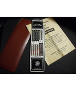 Arithma Addiator with instructions & case - $50.00
