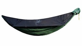 Go Outfitters Go Camping Hammock 2.0 w/Built-in Mosquito Net - 11' Long ... - $127.59