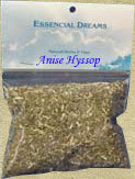 Anise hyssop licorice mint