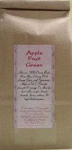 Apple Fruit Green ~Organic Herbal Tea Bags~ - $5.00