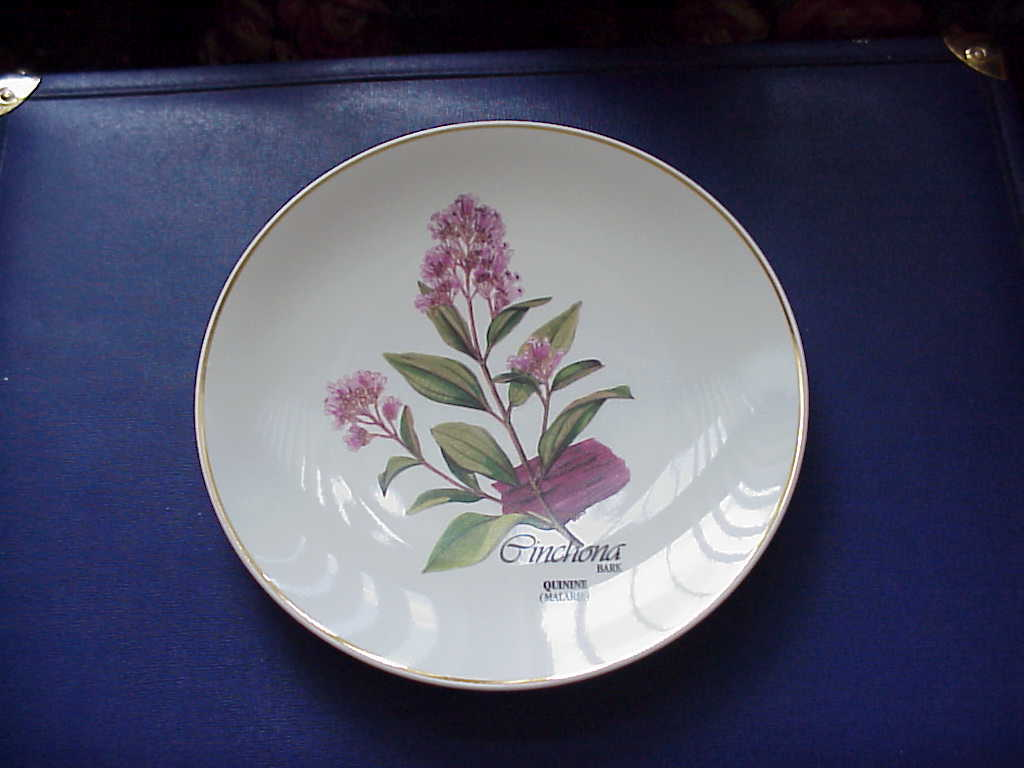 Rx Pharmacy .Set of 4 collector plates