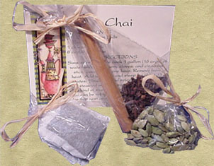 Chai ~Organic Herbal & Black Tea Kit~ The Best!