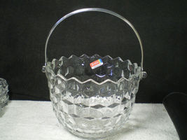 FOSTORIA AMERICAN BAIL HANDLE ICE BUCKET~~IN STOCK~~ - $63.95