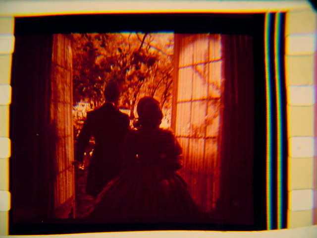 Gone With The Wind rare film cell transparency GWTW