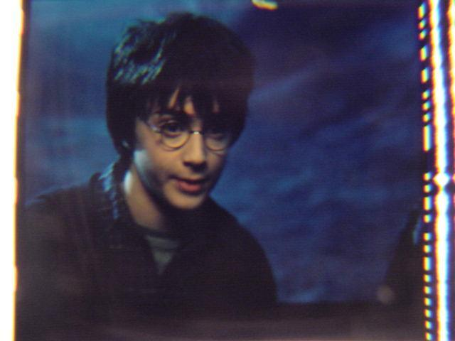 Harry Potter original 35mm mounted film cell transparency 4