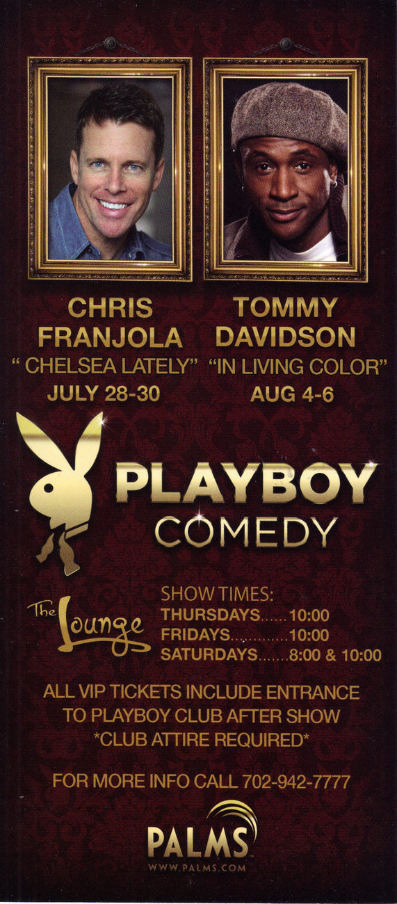 Playboy comedy chris fanjola