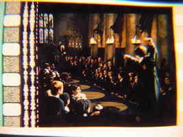 Harry Potter original 35mm film cell slide 15 - $4.00
