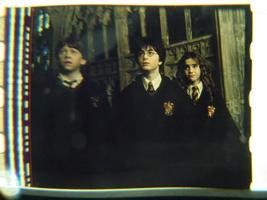 Harry Potter original 35mm mounted film cell transparency 8 - $8.00