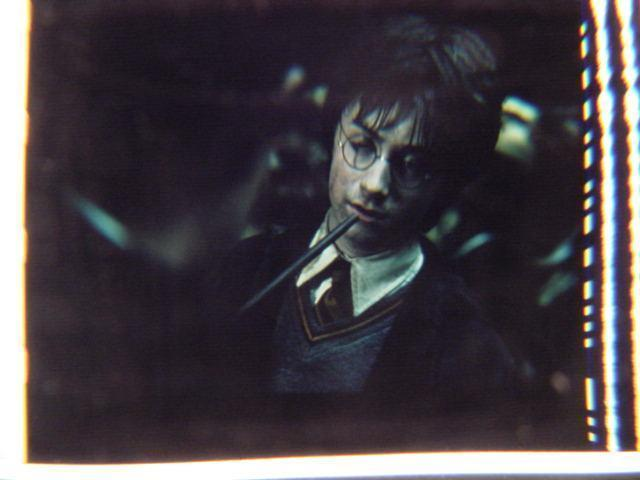 Harry Potter original 35mm mounted film cell transparency 1