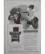 1919 Detroit Vapor Stoves Geissler Signed Vintage Ad - $6.50