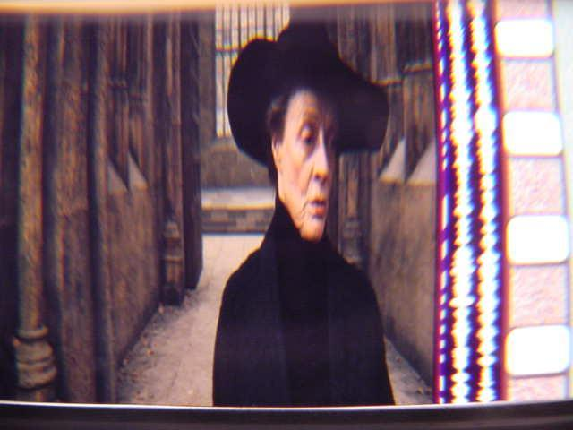 Harry Potter original 35mm film cell Slide Snape 5