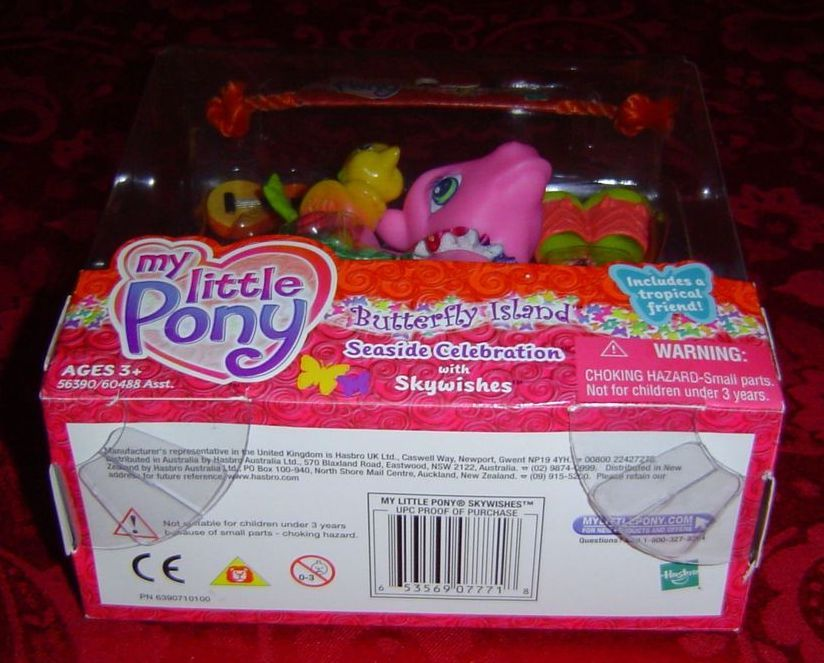 My Little Pony Seaside Celebration with Skywishes Hasbro 2004