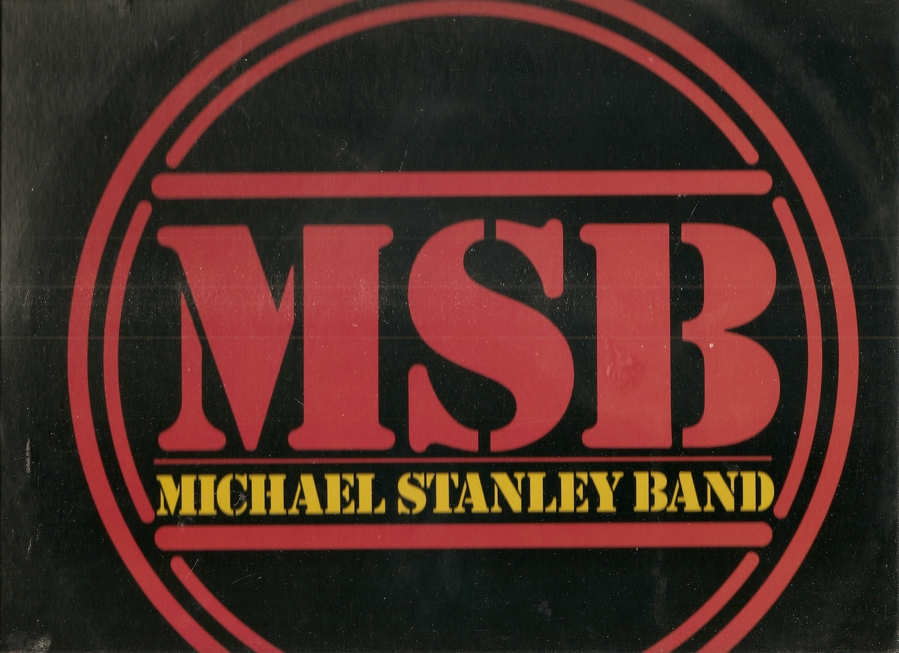 LP--Michael Stanley Band - Msb