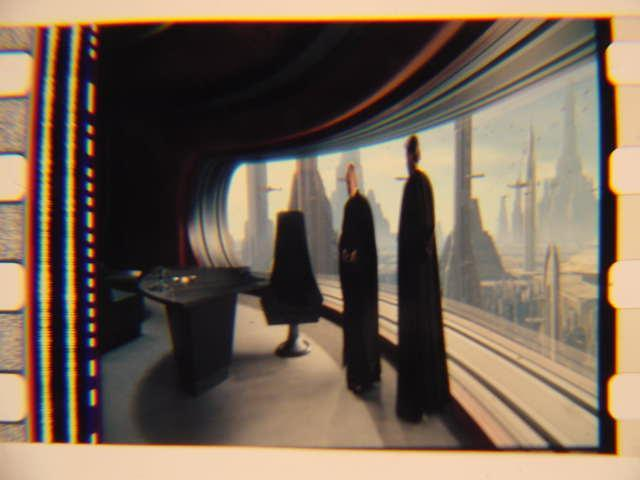Star Wars II Vintage Transparancy film cell slide 17