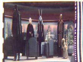 original Star Wars II mounted film cell transparency slide 1 - $10.00