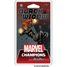 Marvel Champions LCG: Black Widow Pack  -=NEW=- - $14.95