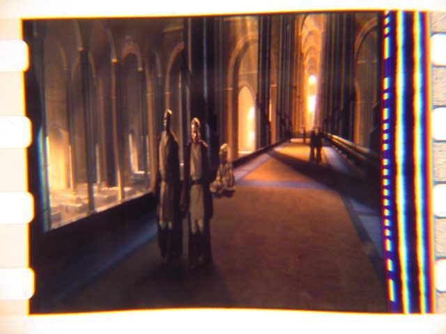 Star Wars II Vintage Transparancy film cell slide 19