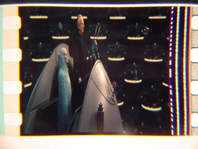 Star Wars II Vintage Transparancy film cell slide 14