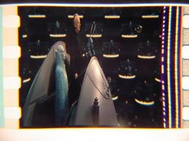 Star Wars II Vintage Transparancy film cell slide 14 - $4.00