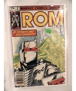 #37 ROM spaceknight 1982 Marvel Comics B706 - $3.99