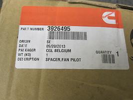 Genuine Cummins 3926495 Fan Pilot Spacer ISC CM2150 & ISL CM554 Engine image 2