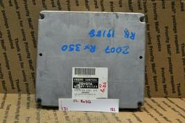 2007 Lexus RX350 Engine Control Unit ECU Module 896610E120 182-1J1 - $84.99
