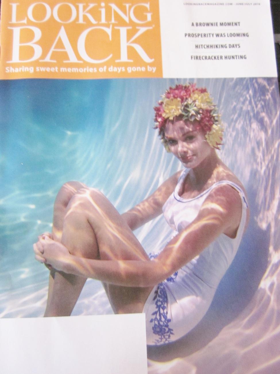 Looking Back Magazine Back Issue Aug. - Sept. 2010