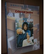 Criminal Justice 07/08 (Annual Editions Criminal Justice)  - $3.99