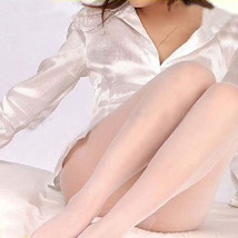 Lady Sexy Sheer White Pantyhose Stockings 12D FREE Shipping - $19.90