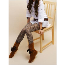 Lady Sexy Tights Leopard Pattern Pantyhose 70D FREE Shipping - $24.90