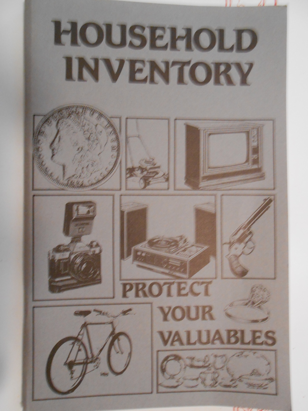 Household Inventory-Protect Your Valuables
