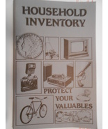 Household Inventory-Protect Your Valuables - $1.00