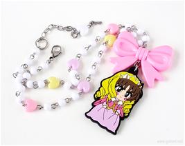 CCS Li Syaoran Princess Necklace, Sweet Lolita, Fairy Kei, Mahou Kei - $29.00